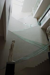 Treppenhaus Ashmolean Museum Oxford von Hartmut Binder