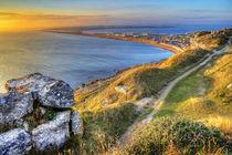 Chesil Beach, Dorset by Nigel Finn