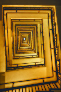 Stairs to light 0694 by Mario Fichtner