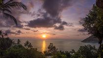 Sonnenaufgang auf Koh Phangan, Thailand / Sunrise on Koh Phangan by Martin Gröger