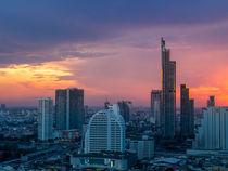 Bangkok bei Nacht - Bangkok at night by Martin Gröger