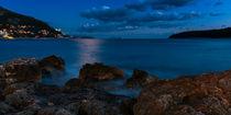 Vollmond in der Bucht by maraynu