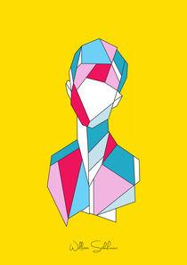 Man by William Sakhnini