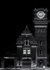 Toronto Fire Station No 227 by Brian Carson