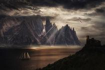 Die Ankunft by Simone Wunderlich