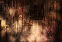 Venezianischer Traum 5 by Simone Wunderlich