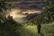 Der Pilger by Simone Wunderlich