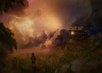 Nach Hause by Simone Wunderlich
