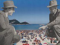 CHECK THE BEACH by Ivan de Faveri