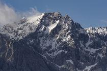 Zugspitze Nord von Rolf Meier
