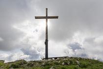 Seekarkreutz Gipfelkreuz by Rolf Meier