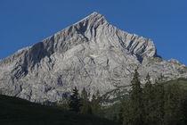 Alpspitze Süd von Rolf Meier