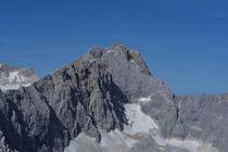Zugspitze Osten von Rolf Meier