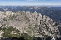 Waxenstein groß und klein Nordseite von Rolf Meier