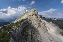Aufstieg Soiernspitze by Rolf Meier