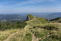 Vorderer Kirchstein Westseite by Rolf Meier