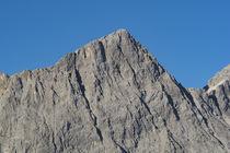 Moserkarspitze Südseite von Rolf Meier