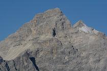 Grubenkarspitze Südseite von Rolf Meier