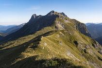 Steinfalke Aufstieg Südseite von Rolf Meier