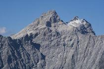 Grubenkarspitze Nordostseite von Rolf Meier