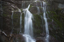 Stalllauer Bach Schleierwasserfall groß by Rolf Meier