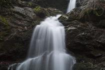 Hachelbach Wasserfall by Rolf Meier