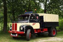 Historische Nutzfahrzeuge - Scania Vabis 50 Super  by Anja  Bagunk