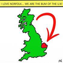 I Love Norfolk.... by Vincent J. Newman
