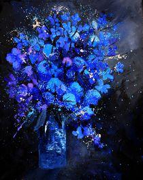 blue still life 4551 by pol ledent