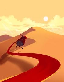 Desert Bilby von Anneliese Mak