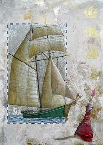 Unter vollen Segeln by Roland H. Palm