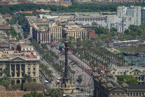 Christopher Columbus Monument - Barcelona by stephiii
