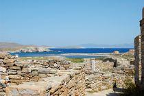 Marble ruins  von Yuri Hope