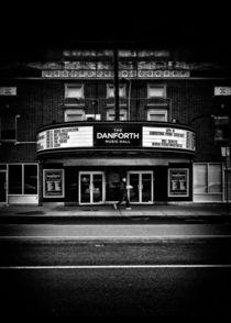 The Danforth Music Hall Toronto Canada No 1 by Brian Carson