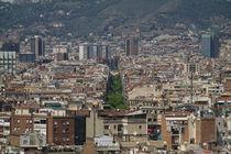 Las Ramblas Barcelona, Spain by stephiii