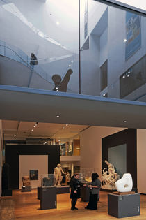 Transparencies in Museum, Ashmolean in Oxford von Hartmut Binder
