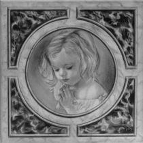 Das betende Kind by annettmagnabosco