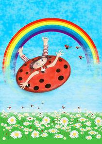 Tünchen möchte zum Regenbogen von Kiki de Kock