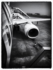 Flughafen Kathmandu by Helge Lehmann