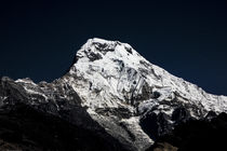 Annapurna by Helge Lehmann
