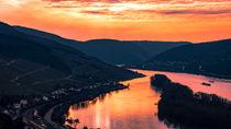 Dämmerung über im Mittelrheintal by Ronald Nickel