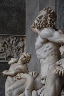 Laokoon-Gruppe Vatikanisches Museum Rom von schumacherfilm