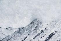 Clouded Peaks by Priska  Wettstein