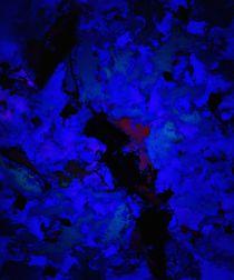 A dark blue crash by Keith Mills