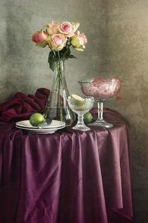 Rosen und Stoffe by Nikolay Panov