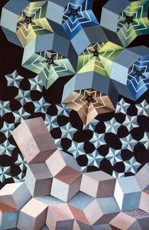 Das magische Pentagramm von Wolfgang Klamp