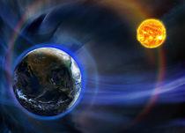 Earth and the Sun von maxal-tamor
