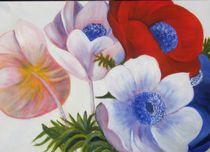 Blumen im Garten  von rita-markgraefe