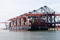 Container ship von Irene Hoekstra