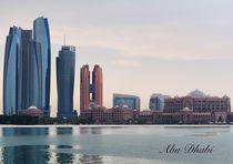 Abu Dhabi by haike-hikes